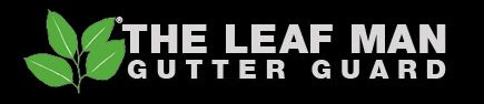 The Leaf Man Gutter Guard Australia's Number 1 in Home Protection.
